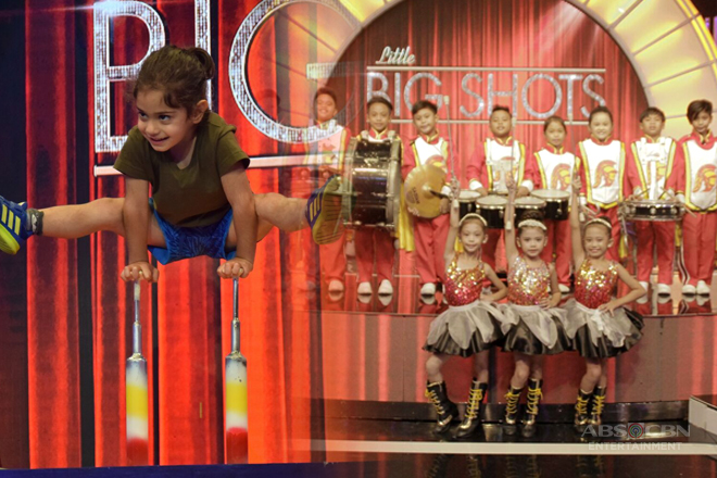 PHOTOS: Little Big Shots-Episode 31