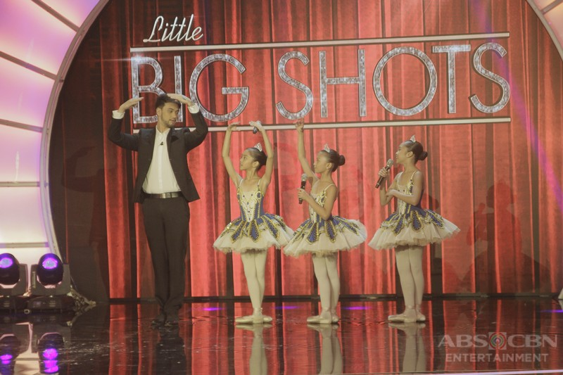 PHOTOS: Little Big Shots-Episode 15