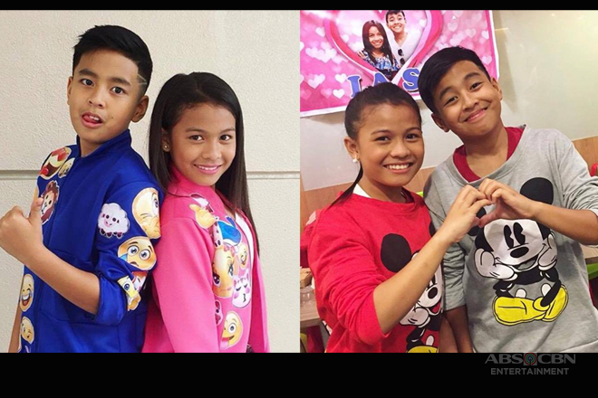LOOK: 27 photos of Lyca & Sam that show 'puppy love' really exist