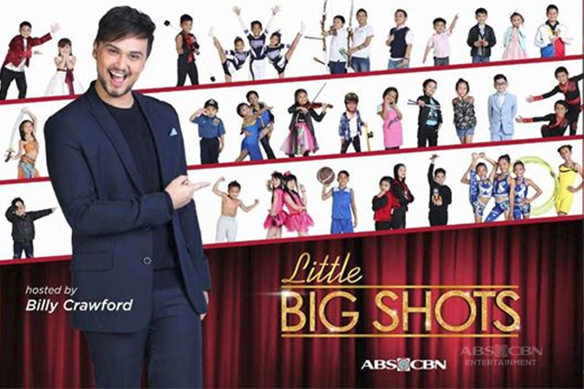 """Exceptional kiddie talents and charm take center stage in ABS-CBN's """"Little Big Shots"""""""