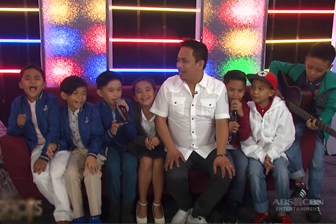 Little Big Shots Philippines Online: Young Singers Thumbnail